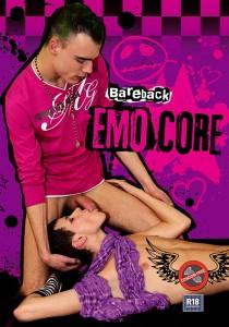 Bareback Emocore DOWNLOAD - Front