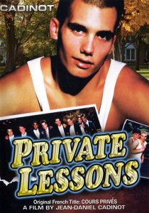 Private Lessons DVD (NC)