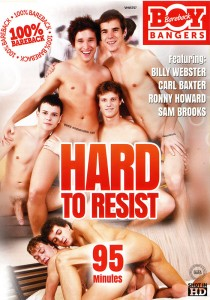 Hard To Resist DOWNLOAD - Front