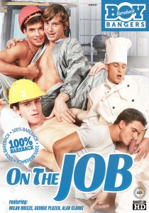 On The Job (BB Boy Bangers) DOWNLOAD - Front