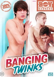 Banging Twinks DOWNLOAD - Front