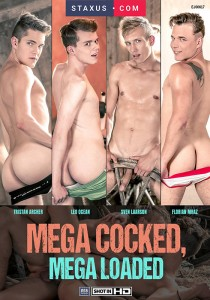 Mega Cocked, Mega Loaded DOWNLOAD - Front
