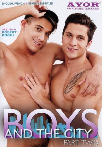 Boys And The City 2 (AYOR) DOWNLOAD - Front