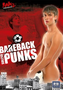Bareback Soccer Punks DVDR (NC)