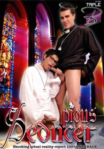 Pious Seducer DOWNLOAD - Front
