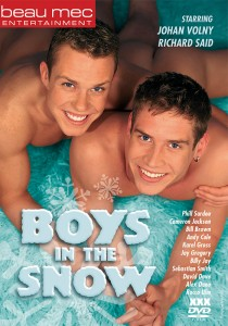 Boys in the Snow DVD (NC)