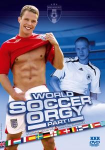 World Soccer Orgy part 1 DVD (NC)