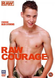 Raw Courage DVD (NC)