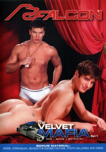The Velvet Mafia Part 1 DVD (S)