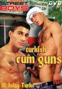 Turkish Cum Guns DVD (S)