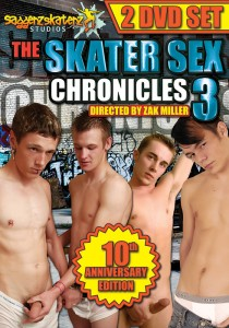 The Skater Sex Chronicles 3 DOWNLOAD - Front