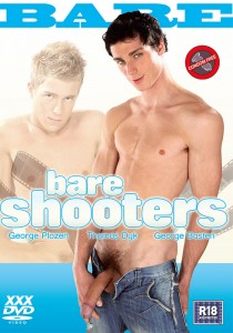 Bare Shooters DVD - Front