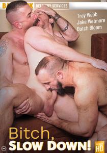 Bitch, Slow Down DVD