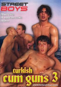 Turkish Cum Guns 3 DVD - Front
