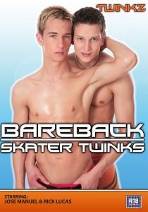 Bareback Skater Twinks DVDR (NC)