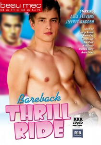 Bareback Thrill Ride DVD (NC)