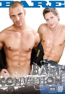 Bare Conviction DVD - Front