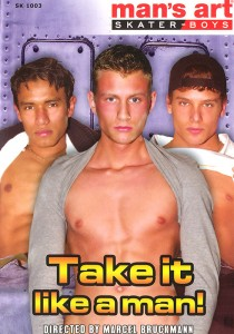 Take it Like a Man DVD (S)