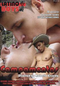 Campamentos DVD - Front