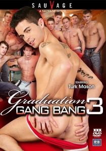 Graduation Gang Bang 3 DVDR (NC)