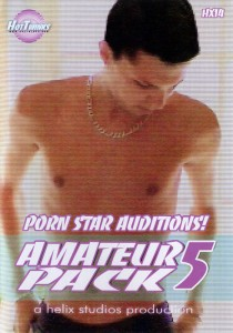 Amateur Pack 5 DVD