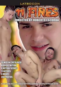 11 Fires DVD (NC) (S)