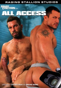 All Access DVD - Front