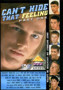 Can't Hide That Feeling- Part 1 DVD (NC)