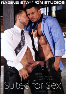 Suited For Sex DVD (S)