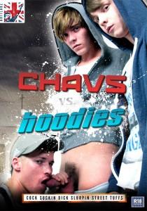 Chavs vs Hoodies DVD (NC)