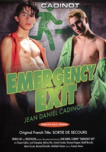 Emergency Exit DVD (S)