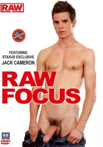Raw Focus DVD - Front