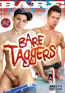 Bare Taggers DVD (NC)