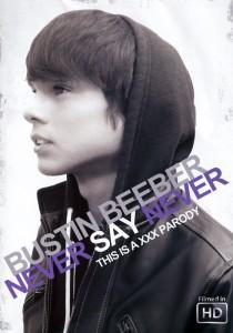 Bustin Beeber: Never Say Never DVDR (NC)