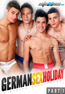German Sex Holiday Part 1