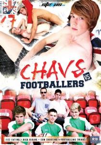 Chavs vs Footballers DVDR (NC)