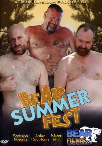 Summer Bearfest DVD - Front