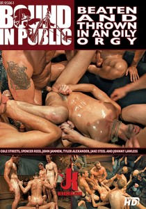 Bound In Public 24 DVD (S) - Front