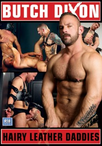 Hairy Leather Daddies DVD