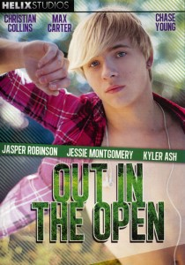Out in The Open (Helix) DVD