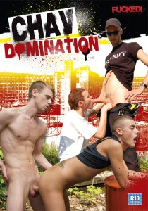 Chav Domination DVD - Front