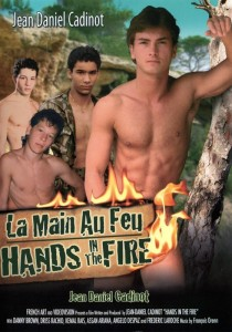 Hands In The Fire DVDR (NC)