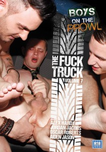 The Fuck Truck DVD