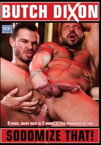Sodomize That DVD