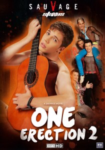 One Erection 2 DVD (NC)