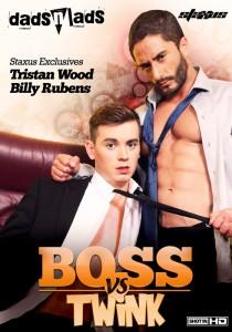 Boss Vs Twink DVDR (NC)