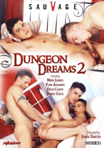 Dungeon Dreams 2 DVD (NC)