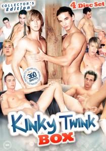 Kinky Twink Box DVD - Front