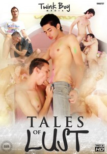Tales Of Lust (TBM) DVD