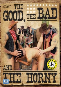 The Good, The Bad and The Horny DVD